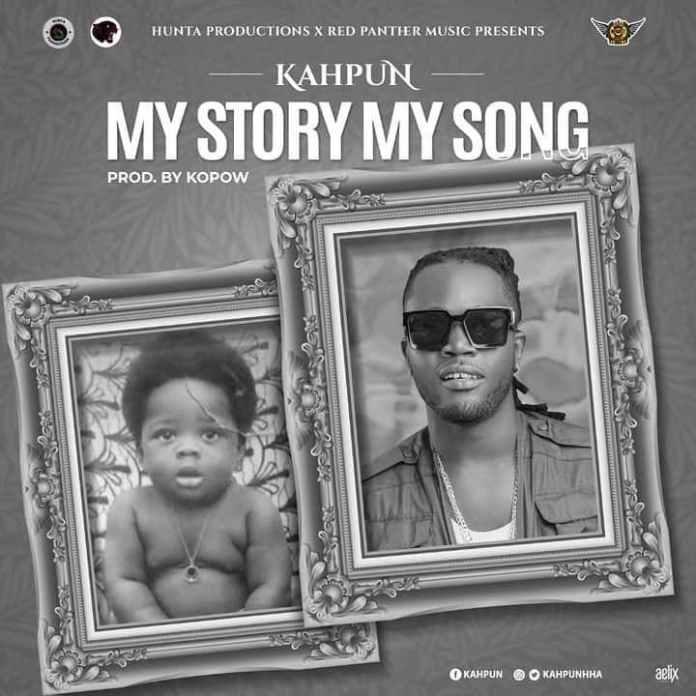 Kahpun – My Story My Song (Prod By Kopow)