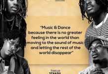 DopeNation x Dancegod Lloyd & Afrobeast - Music And Dance EP