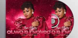 Joyce Blessing – Oluwa Is Involved (Prod. By WillisBeatz)