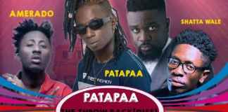Patapaa – The Throwback Diss (Amerado, Sarkodie & Shatta Wale Diss)