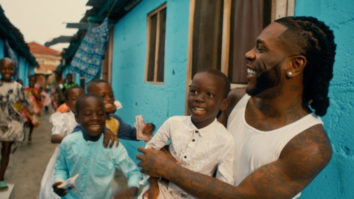 Burna Boy - Question Ft. Don Jazzy (Official Music Video)