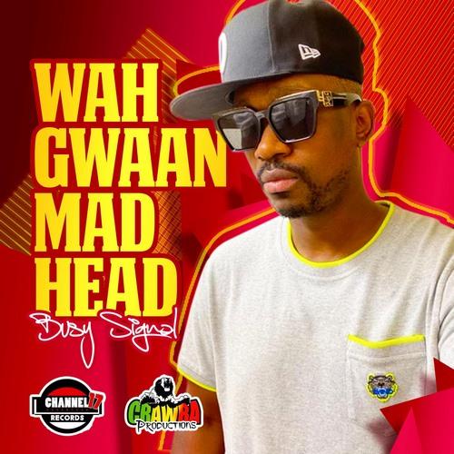 Busy Signal – Wah Gwaan Mad Head