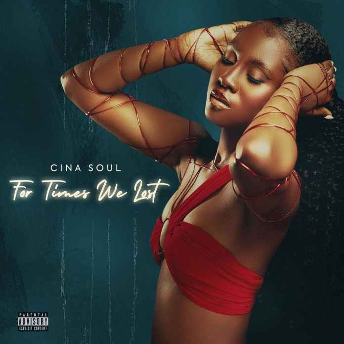 Cina Soul - OMG (Prod. by Guilty Beatz)