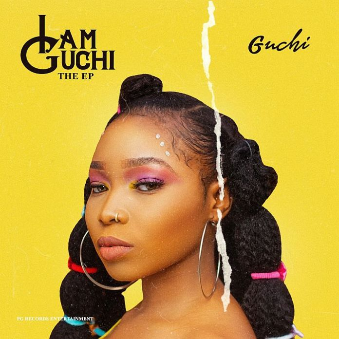 Guchi - I Am Guchi EP (Album)