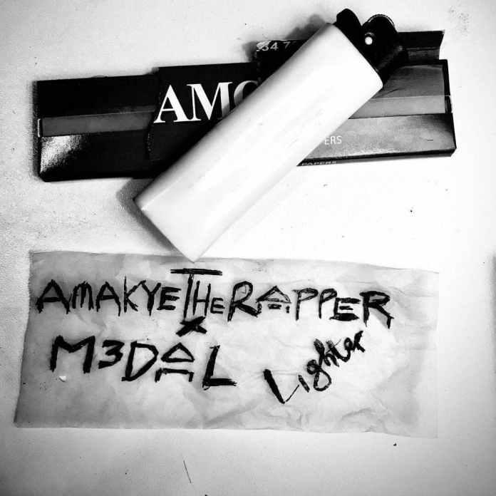 M3dal – Lighter Ft Amakyetherapper