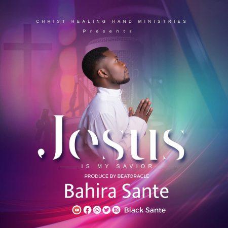 Black Sante - Jesus Is My Savior (Prod. By BeatOracle)