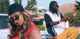 Watch Mp4: Mona 4Reall Ft Stonebwoy - Hit Video