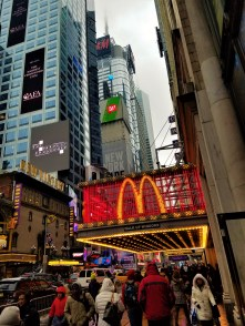 Funny Story - I go to this exact McDonald's every time I'm in NYC