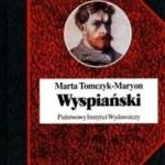 """Człowiek z innej planety  (Marta Tomczyk-Maryon, """"Wyspiański"""")"""