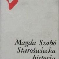 """Niebieski dzbanuszek z łabędziami (Magda Szabó, """"Staroświecka historia"""")"""