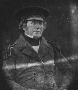 Komandor Francis Crozier.