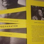 """Świat bez kolorów (Hubert Klimko-Dobrzaniecki, """"Preparator"""")"""