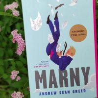 """Opóźniony kryzys wieku średniego (Andrew Sean Greer, """"Marny"""")"""