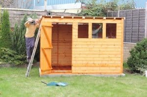 The 9 Most Common Roof Styles for Your Shed - Zacs Garden