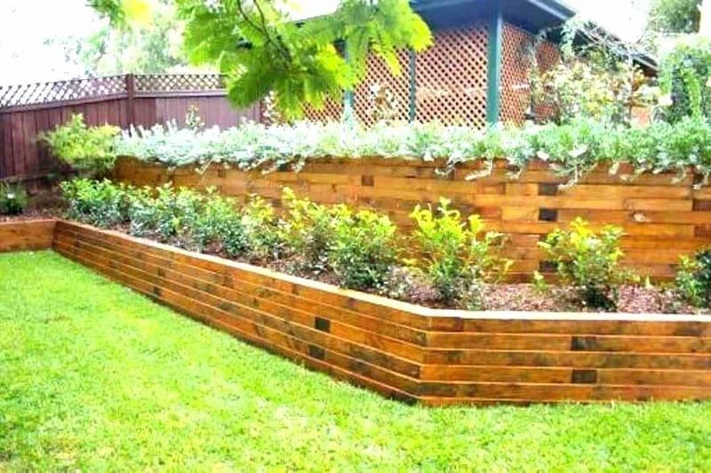 Everything A Homeowner Ought To Know About Landscaping Timbers Zg