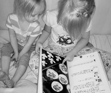 Pisanie iczytanie wmetodzie Montessori