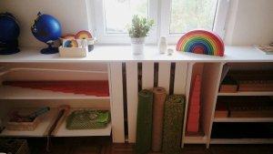 jakie pomoce Montessori wdomu