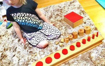 Odsensoryki domatematyki… ijeszcze trochę okreatywności wpedagogice Montessori