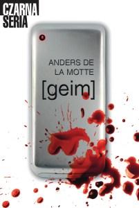 okładka książki Andersa de la Motte - [geim]