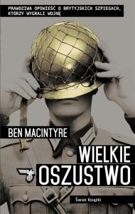 """Wielkie oszustwo"" Ben Macintyre"