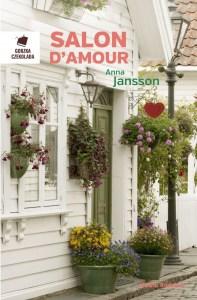 Salon d'Amour - okładka książki