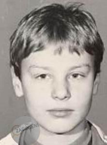 Zaginiony Robert Iwaniuk