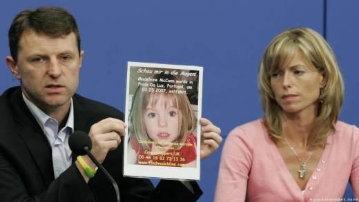 Madeleine McCann- nierozwiązana zagadka kryminalna
