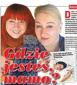 Maria Zięba zaginęła w Chicago- córki nie odpuszczają