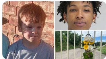 Cash Gernon porwany-4-latek nie żyje. Zakrwawione ciało dziecka porzucono na ulicy