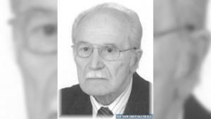 Tadeusz Chrzanowski zaginął w 2020 roku miał wtedy 89 lat