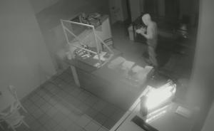 Kolno. 17-letni głodny złodziej jest już w rękach policji