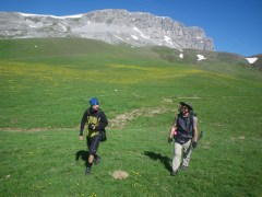 Trekking Τύμφη