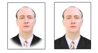 Биометрическое фото в очках или без