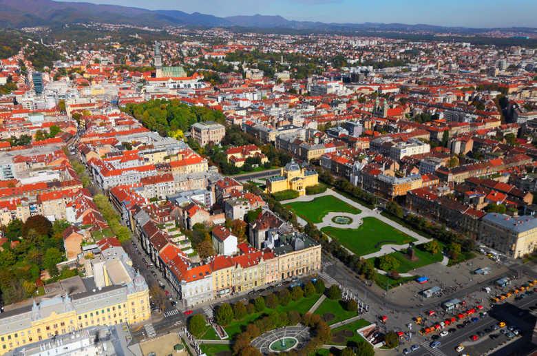 From Zagreb to Dubrovnik tour - Zagreb capital