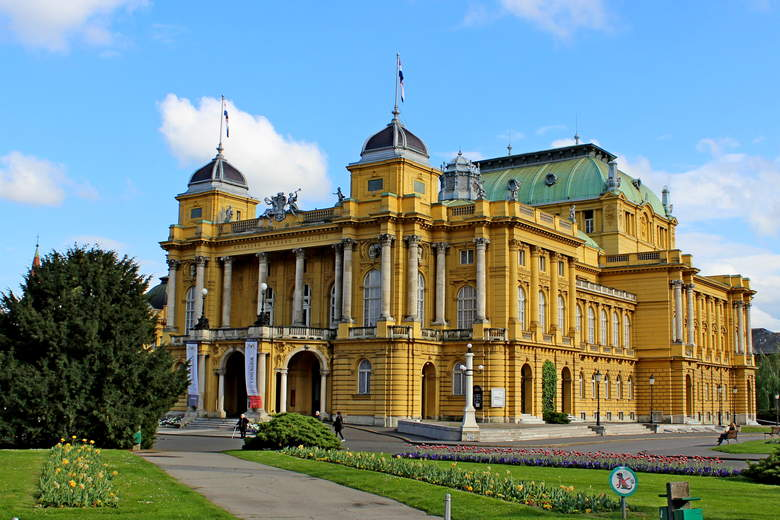 Zagreb National theater