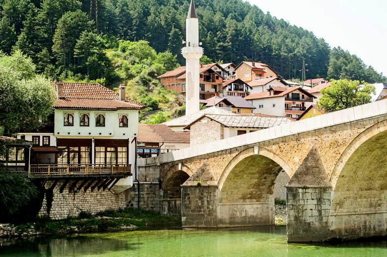 Konjic, Drina Bridge, Tito Tour