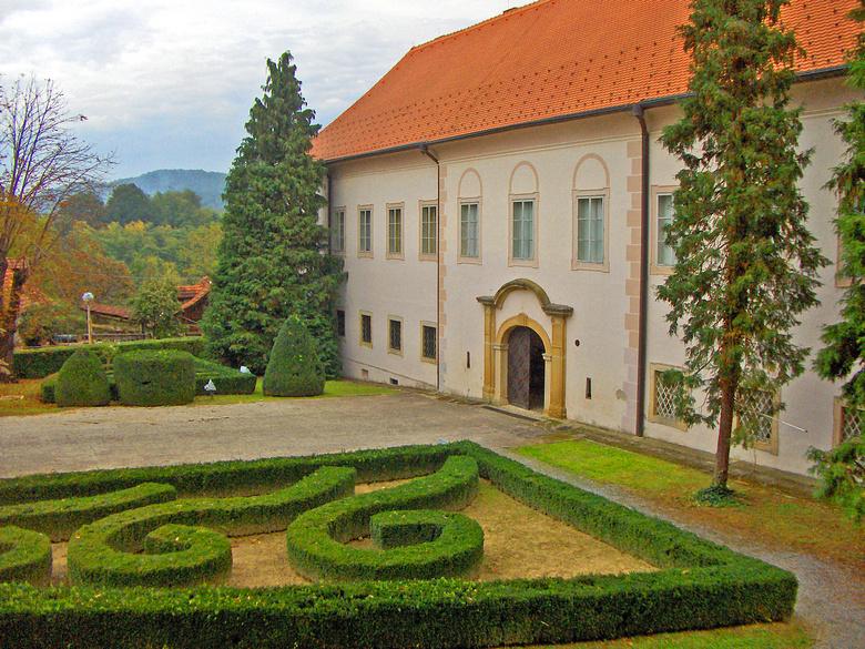 Oršić castle, Zagorje