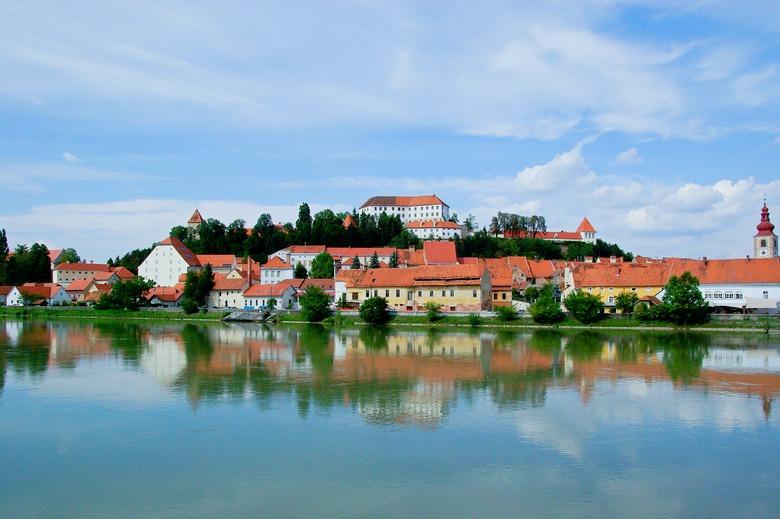 Ptuj city, Slovenian attraction
