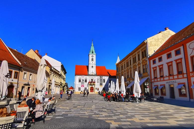 Varaždin main square