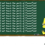 What happens if one uses a Mac to read a ppt made on Windows?