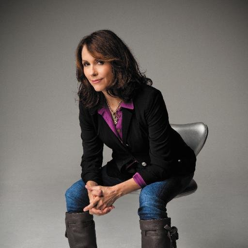 Mary Karr photo by Deborah Feingold/HarperCollins