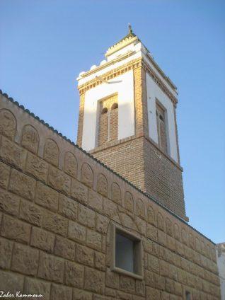 La mosquée de Cheikh Ibrahim Landolsi Zaghouan