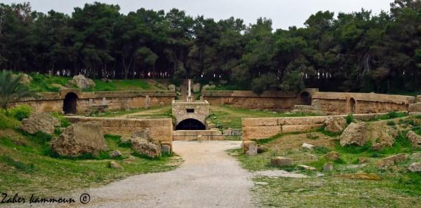 Amphithéâtre de Carthage