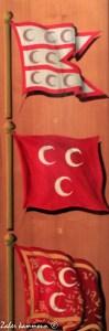 Drapeaux navals de l'époqie Husseinite (1)