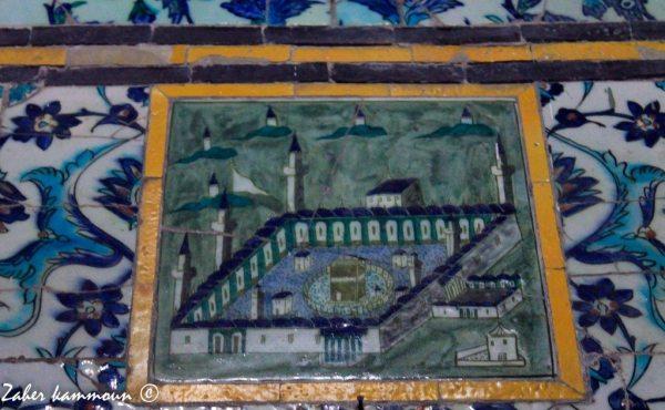 La céramique d'Iznik