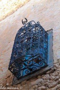 نافذة من الفترة العثمانية