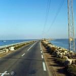الطريق الرومانية جربة