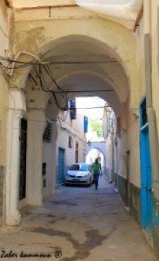 rue des andalous نهج الاندلس