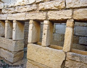 Les maisons fortifiées de Sbeitla سبيطلة