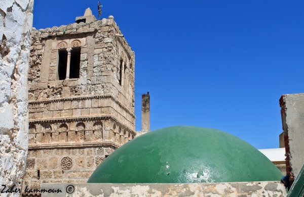 جامع سيدي عمر كمون Mosquée sidi amar kammoun
